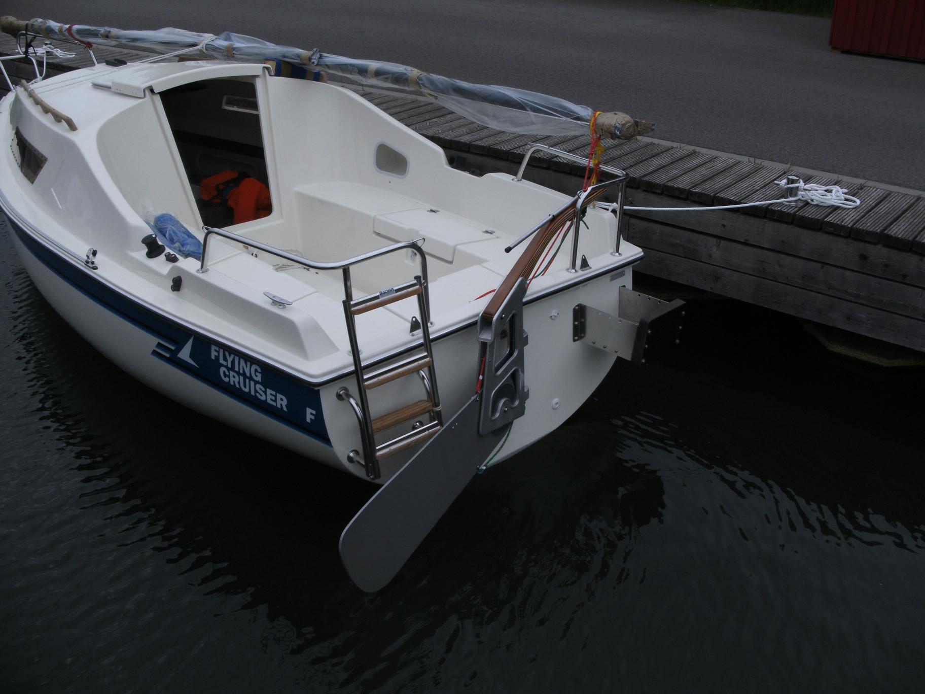 BWC Flying Cruiser F Bootsport Kajütboot