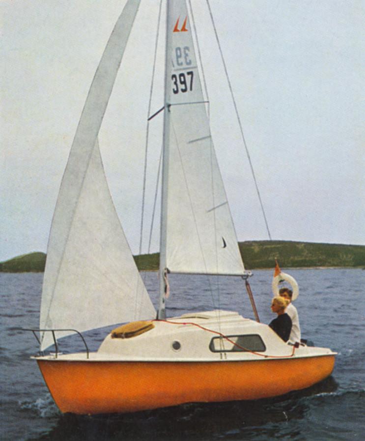 BWC - Old boat types (Südplast)